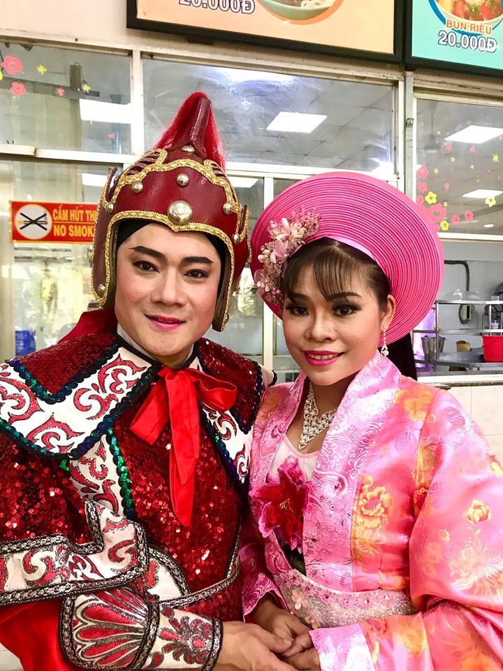 Suất diễn cuối năm đầy xúc động của NS Bình Tinh, Phạm Huyền Trâm - Ảnh 6.