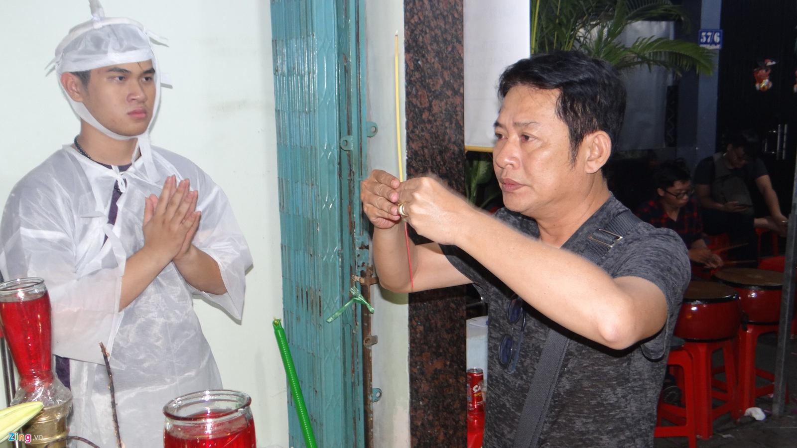 Thoai My, Tan Beo va nhieu nghe si cai luong den vieng NSUT Chieu Hung hinh anh 4