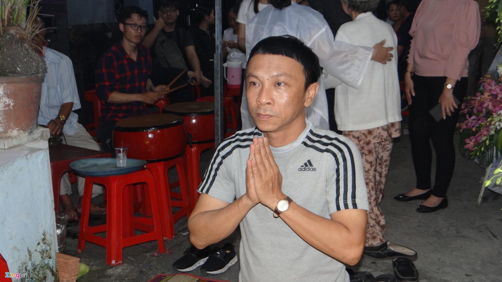 Thoai My, Tan Beo va nhieu nghe si cai luong den vieng NSUT Chieu Hung hinh anh 9