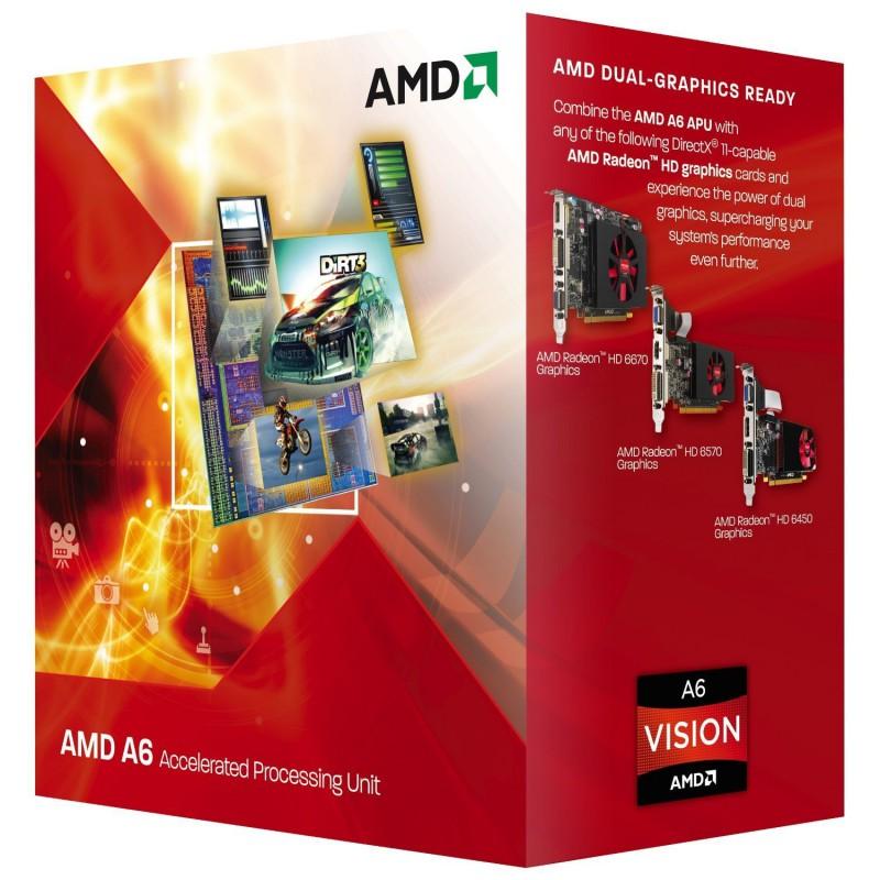 AMD Llano [A6-3500]