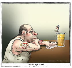 Brexit Mood by Joep Bertrams