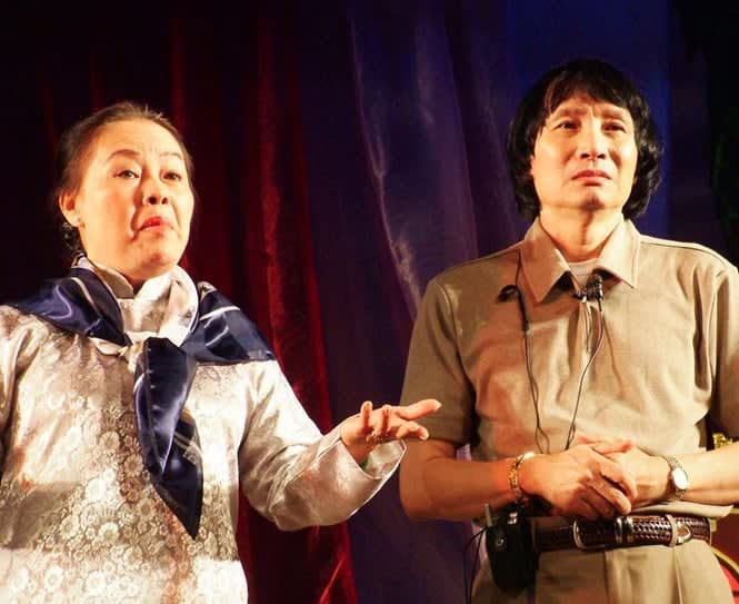 NSƯT Minh Vương và dàn sao gây quỹ giúp nghệ sĩ cải lương chữa bệnh