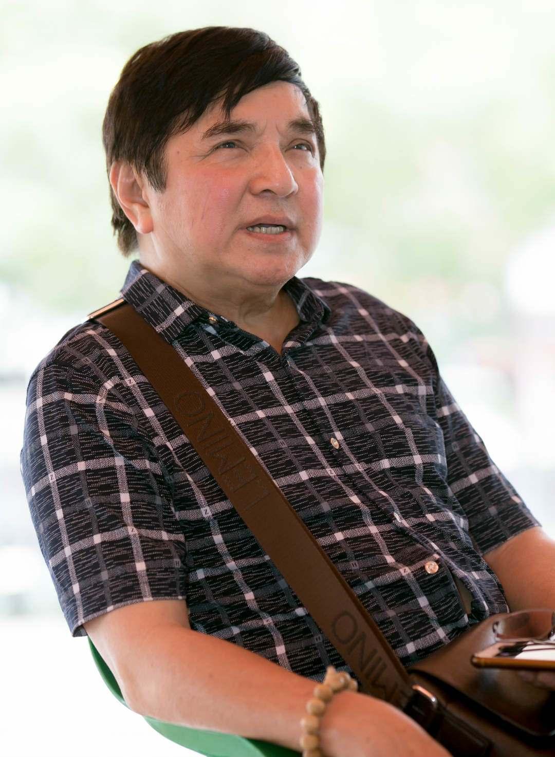 Nghệ sĩ Chí Tâm đã quyết không hát cùng vợ cũ.