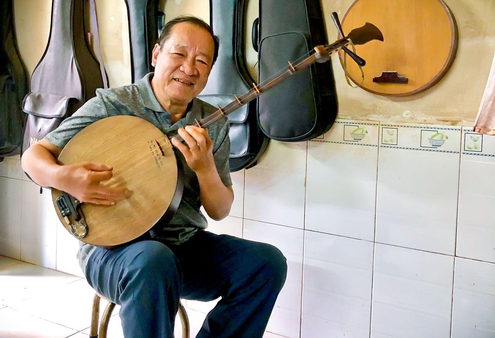 NNƯT Nguyễn Thanh Liêm