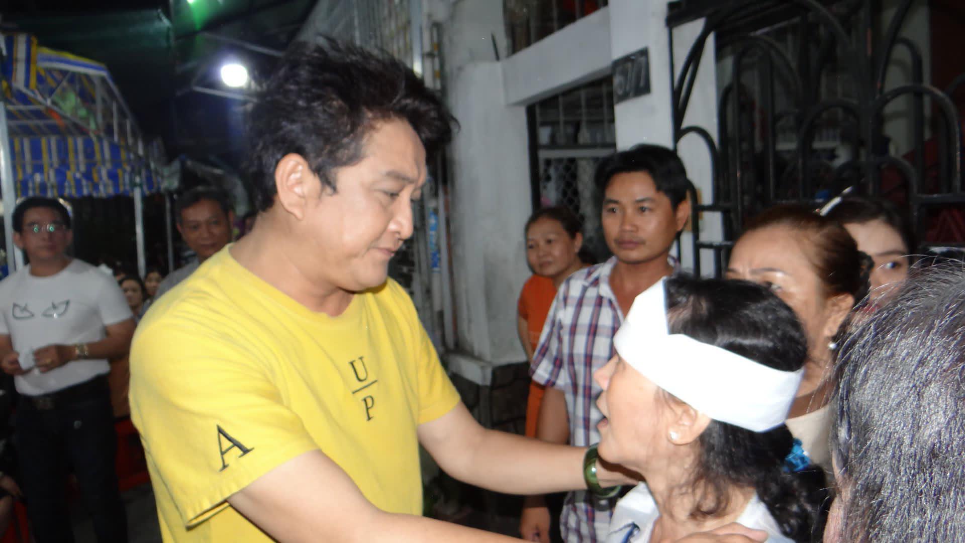 Khán giả ủng hộ 100 triệu đồng an táng NSƯT Chiêu Hùng - Ảnh 16.