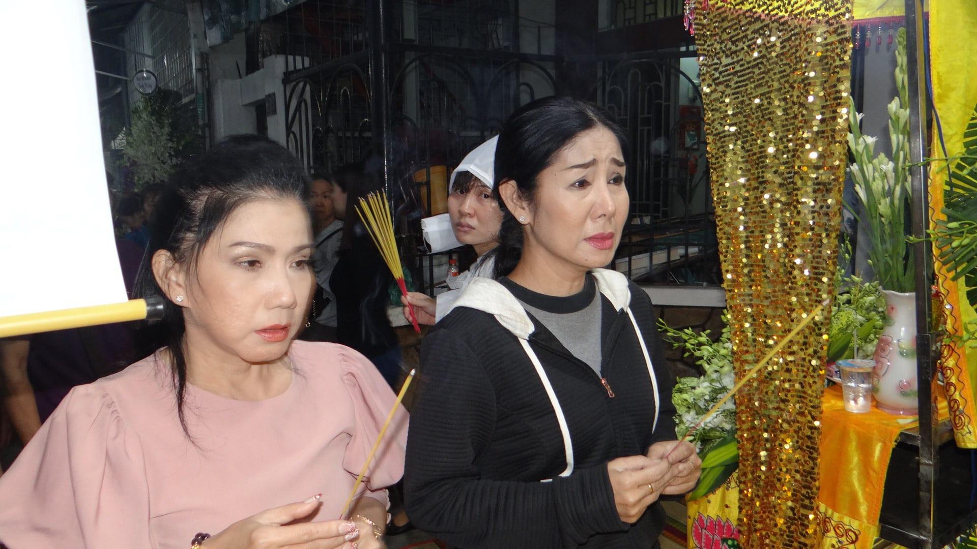 Khán giả ủng hộ 100 triệu đồng an táng NSƯT Chiêu Hùng - Ảnh 6.