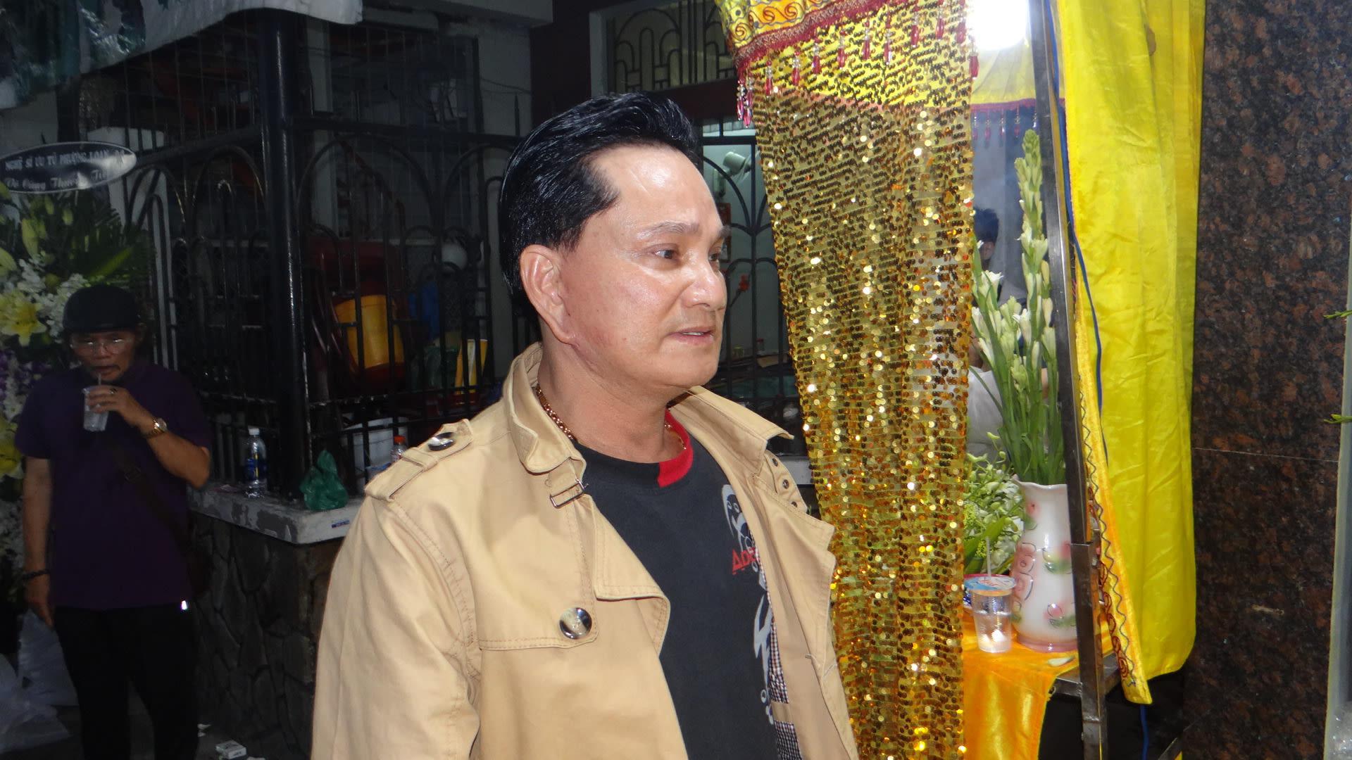 Khán giả ủng hộ 100 triệu đồng an táng NSƯT Chiêu Hùng - Ảnh 8.