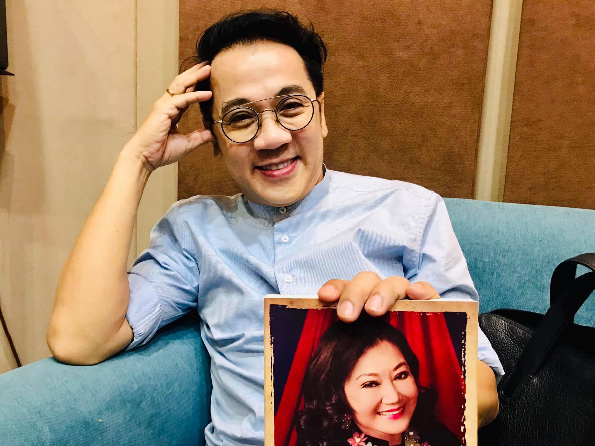 Thâm nhập hậu trường thu âm hồi ký Kỳ nữ Kim Cương cùng 3 nghệ sĩ - Ảnh 4.