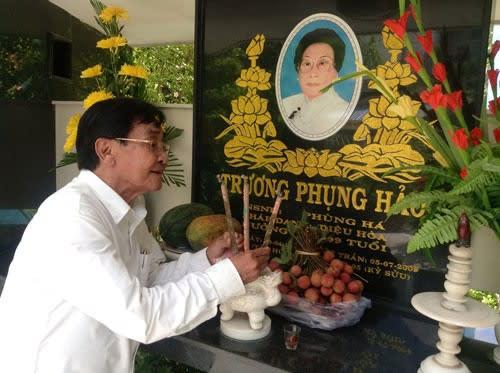 NSƯT Nam Hùng qua đời đột ngột - Ảnh 1.