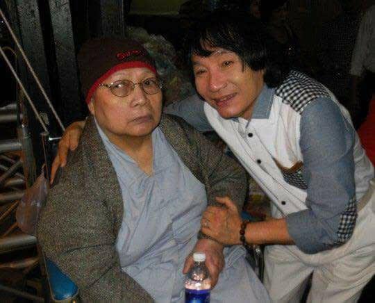 NS Minh Vương và NS Mai Lan