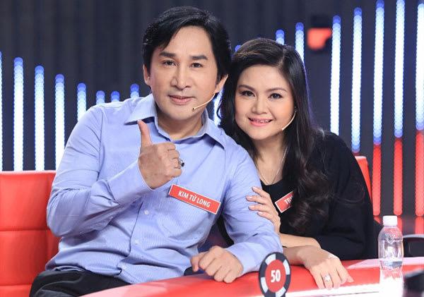 NSƯT Kim Tử Long và bà xã Trinh Trinh đang có một cuộc sống hạnh phúc