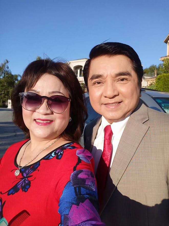 Vợ nam nghệ sĩ cho biết, 21 năm qua Chí Tâm luôn mềm mỏng và tỏ lòng thương vợ bao la.
