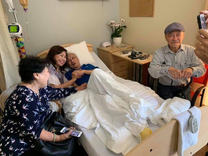 Các nghệ sĩ động viên nhạc sĩ Lam Phương vượt qua căn bệnh để sớm trở về nhà