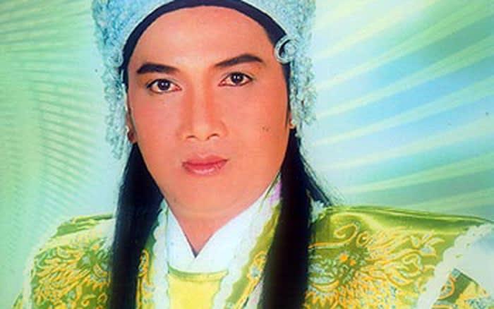 Nghệ sĩ Chiêu Hùng là một kép đẹp của sân khấu cải lương