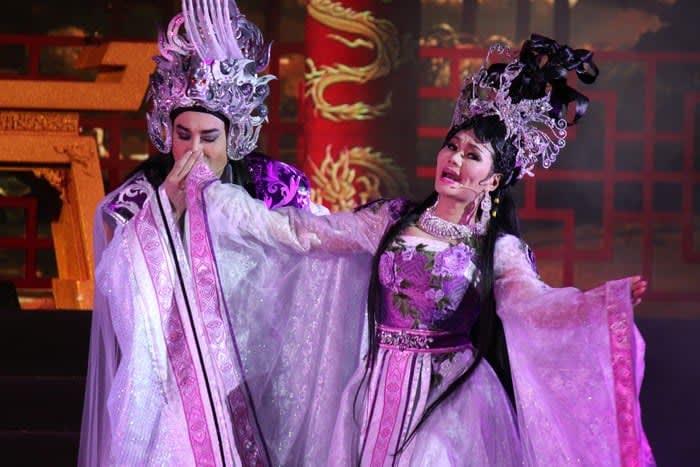 Cặp tiên đồng ngọc nữ của làng cải lương Nam Bộ, Kim Tử Long-Ngọc Huyền
