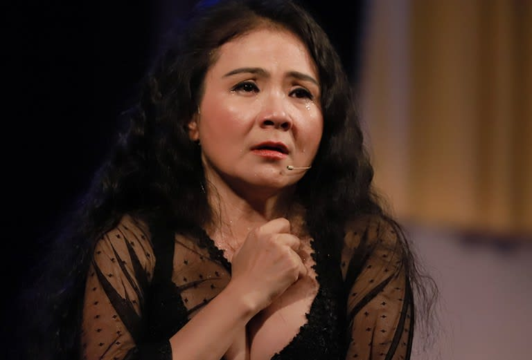 NSND Thanh Ngân lên tiếng về việc nghệ sĩ cải lương ồ ạt bán hàng online kiếm tiền - Ảnh 4.
