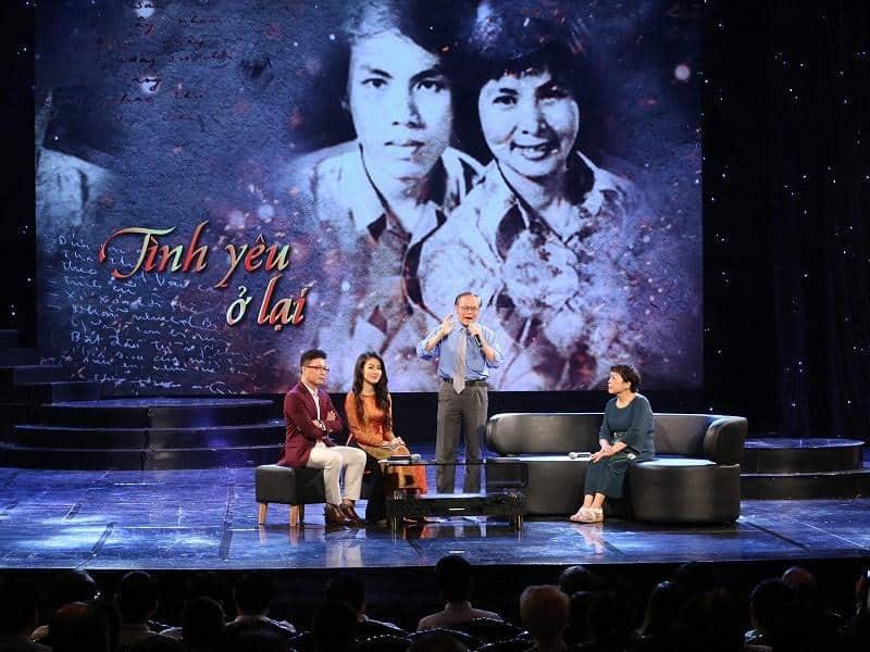"""Chương trình thơ nhạc """"Lưu Quang Vũ-Xuân Quỳnh: Tình yêu ở lại"""" 2018"""