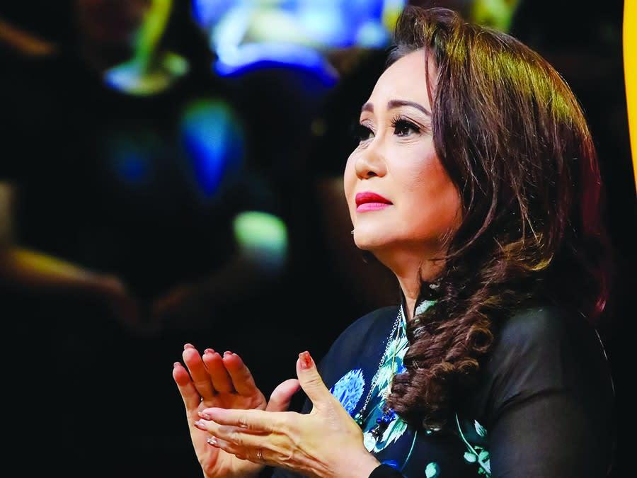 NSND Thanh Ngân lên tiếng về việc nghệ sĩ cải lương ồ ạt bán hàng online kiếm tiền - Ảnh 5.