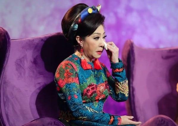 Ngọc Huyền, Thoại Mỹ đau buồn khi Chiêu Hùng qua đời ở tuổi 55