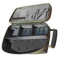 Frenetic Kombo, bojlis/előketartó táska 2 dobozzal