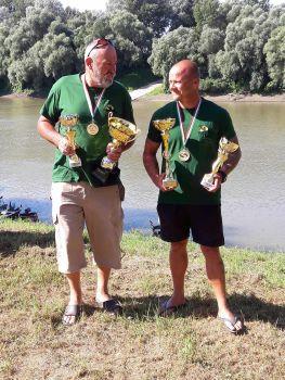 V. Folyóvizi Pergető Triatlon  beszámoló: a Frenetic csapat győzelmével!
