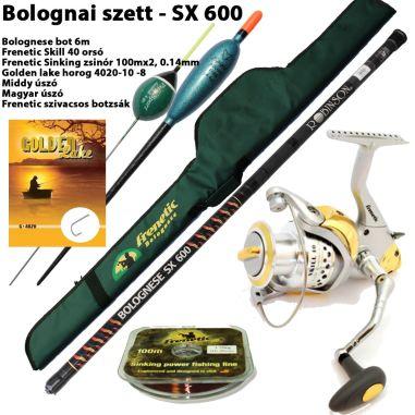 Bolognai szett - SX 600 Galaxy