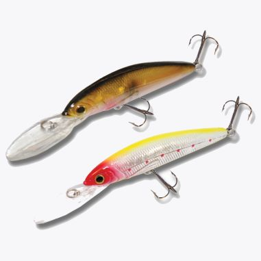 "Frenetic Wobbler ""Track Minnow"""