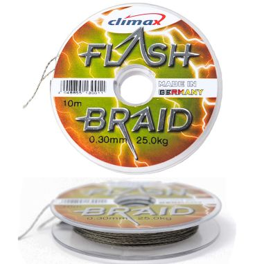 CLIMAX Flashbraid Floating előke/10