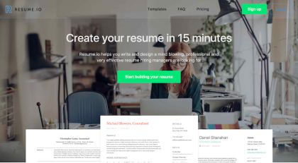 Top 9 Resume Builders CakeResume Job Search Resources