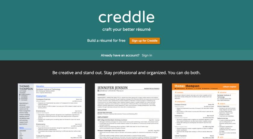 these are a few of the top resume builders that you can consider using in order to create the best resume possible a good resume is essential in getting