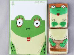 專題設計—視覺傳達組—糖霜樂餅 (莫氏樹蛙彈古箏)