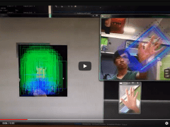 Hand tracking in real-time video