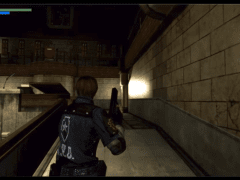Resident Evil 2 Fan Game Play Chapter 2