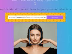 人臉辨識的網站