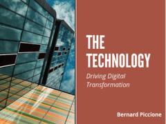 Bernard Piccione | Driving Digital Transformation