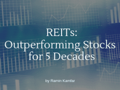REITs: Outperforming Stocks for 5 Decades
