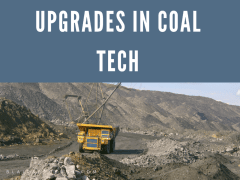 Upgrades in Coal Technology