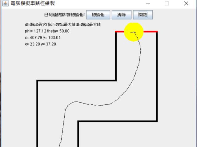 大四ai自走車作業