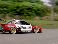 Most Closely to Racing Style—MarlboroMR2