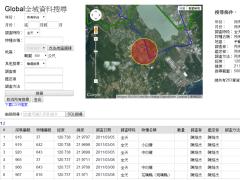 墾丁國家公園生物調查資訊系統
