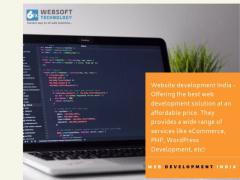 Web Development India- eCommerce, PHP, WordPress