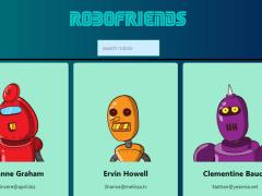 robofriends的網站