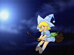 2016夜空的小魔女