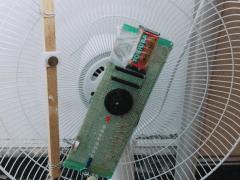 風扇顯示器