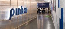 Pinkoi工作环境照片