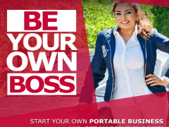 Portable Refund Business, Gain the ultimate lifest