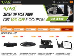 VAQ2 - 公司電商網站