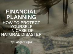 Financial Planning: Preparing for Natural Disaster