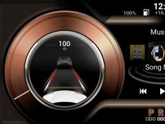 儀表UI設計/簡報提案表現