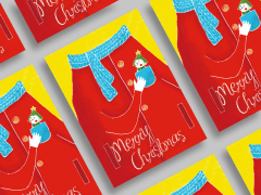 POCKET XMAS 口袋聖誕節 | 2015 POCKET XMAS card design